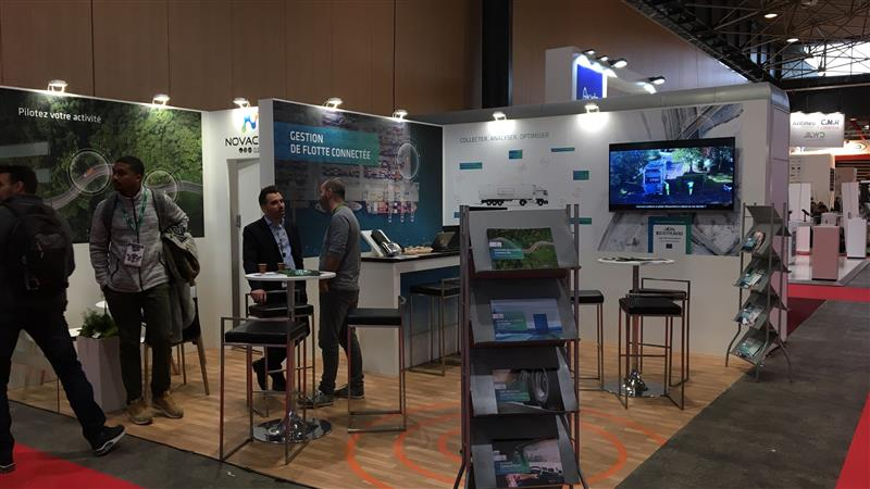 solutrans 2019 stand